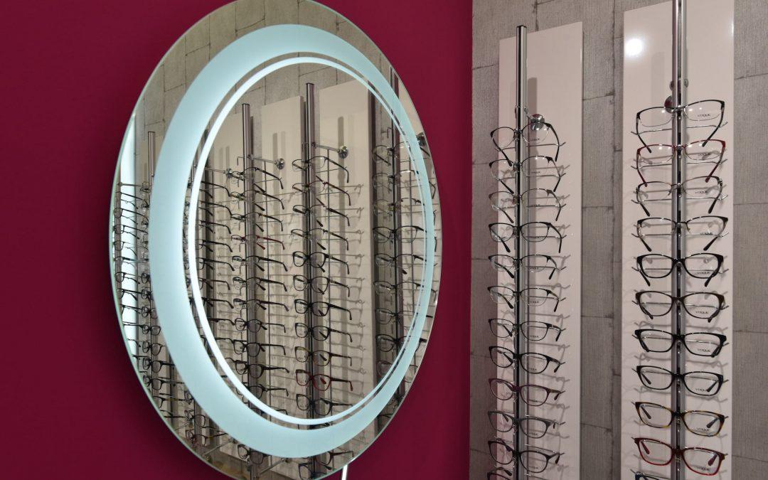 FOCUS on the EXCLUSIVE Tiffany&Co. Eyewear @EUROOPTIK