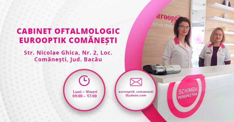 Clinica Oftalmologica Comanesti Eurooptik (Mobil)