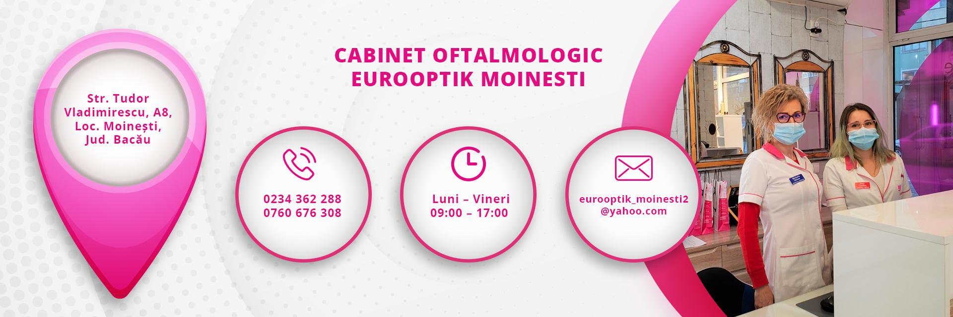 Clinica Oftalmologica Comanesti Eurooptik