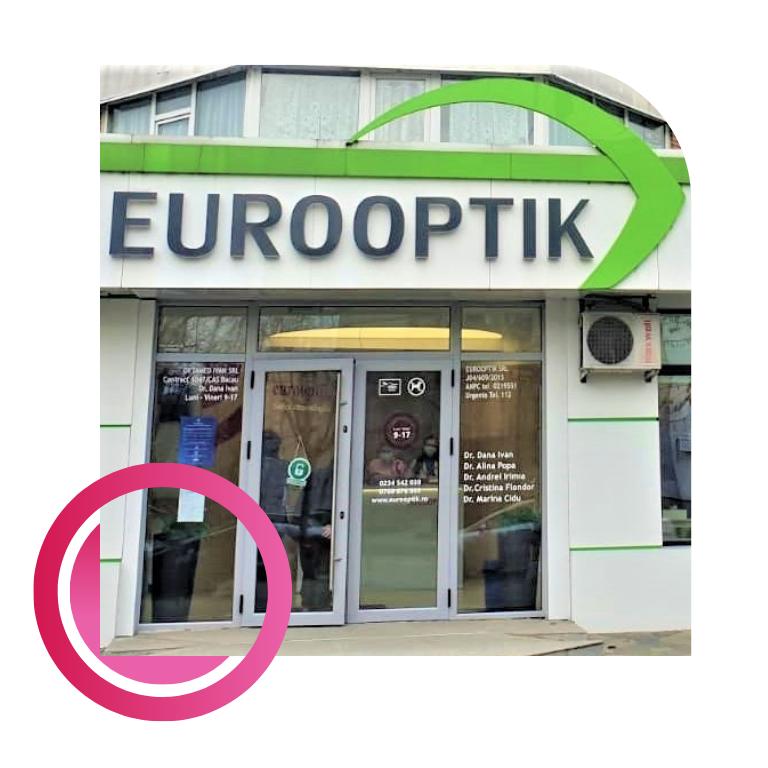 Eurooptik Bacau, clinica oftalmologica Bacau